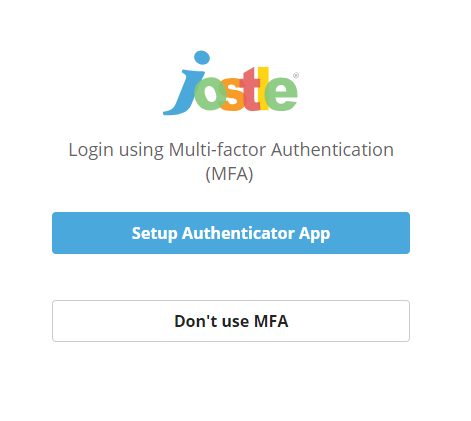 Logging in with Multi-Factor Authentication (MFA) – Support